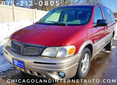 2003 Pontiac Montana for sale in New Lenox, IL
