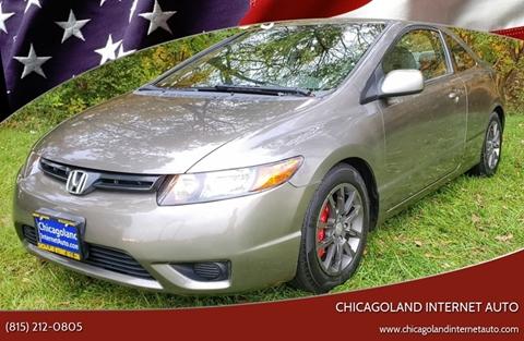 2006 Honda Civic for sale in New Lenox, IL