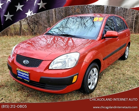 Wood River Kia >> 2009 Kia Rio5 For Sale In New Lenox Il