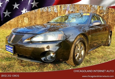 2008 Pontiac Grand Prix for sale in New Lenox, IL