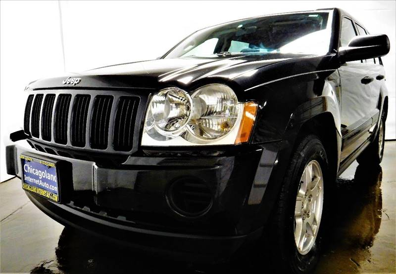 2005 Jeep Grand Cherokee for sale at Chicagoland Internet Auto in New Lenox IL