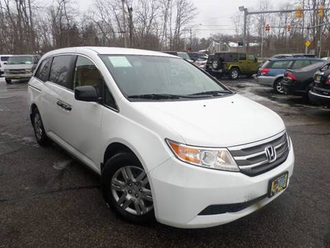 2011 Honda Odyssey for sale in Painesville, OH