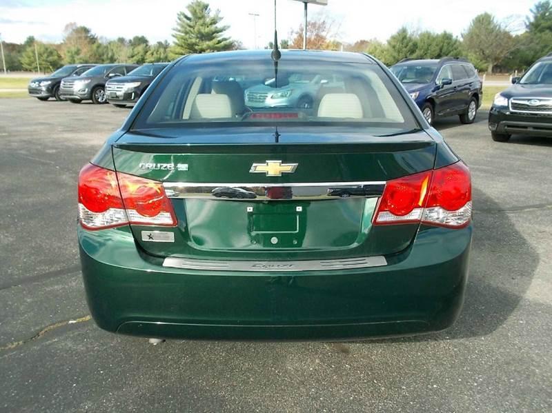 Chevy Cruze Diesel For Sale >> 2014 Chevrolet Cruze Diesel 4dr Sedan In Howard City Mi