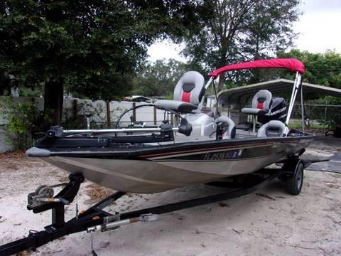 2007 Tracker Pro 190 TX for sale in Deland, FL