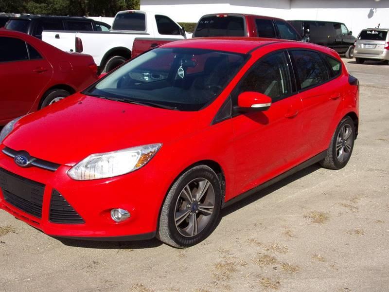 2014 Ford Focus Se 4dr Hatchback In Deland Fl Bud Lawrence Inc