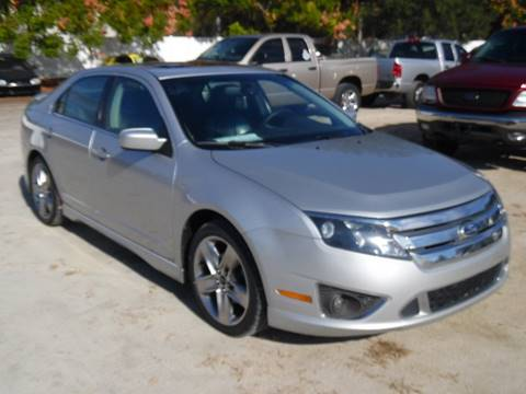 2010 Ford Fusion for sale in Deland, FL