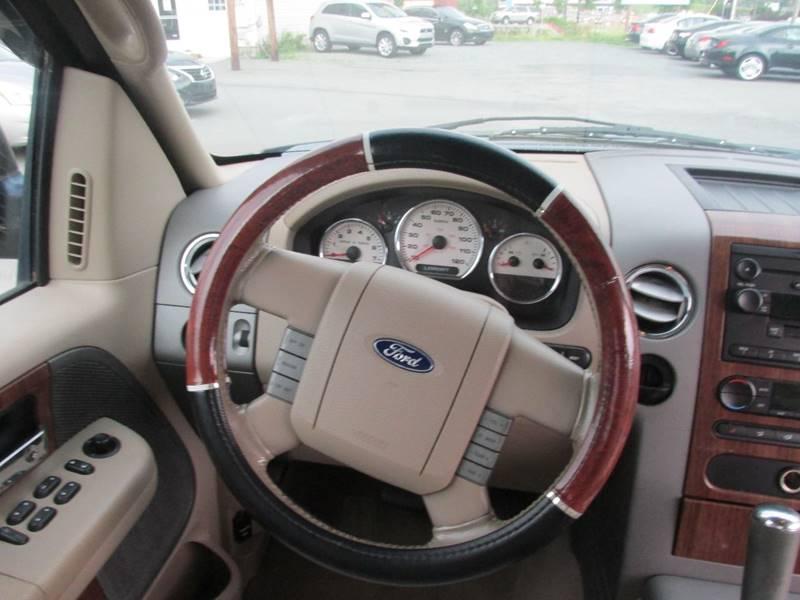 2004 Ford F-150 4dr SuperCab Lariat Rwd Styleside 5.5 ft. SB - Charlotte NC