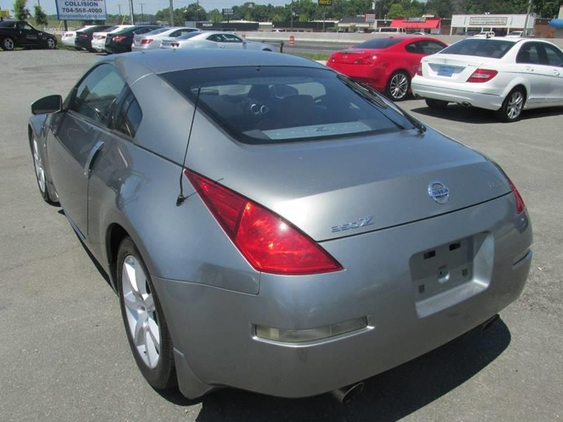 2004 Nissan 350Z Touring 2dr Coupe - Charlotte NC