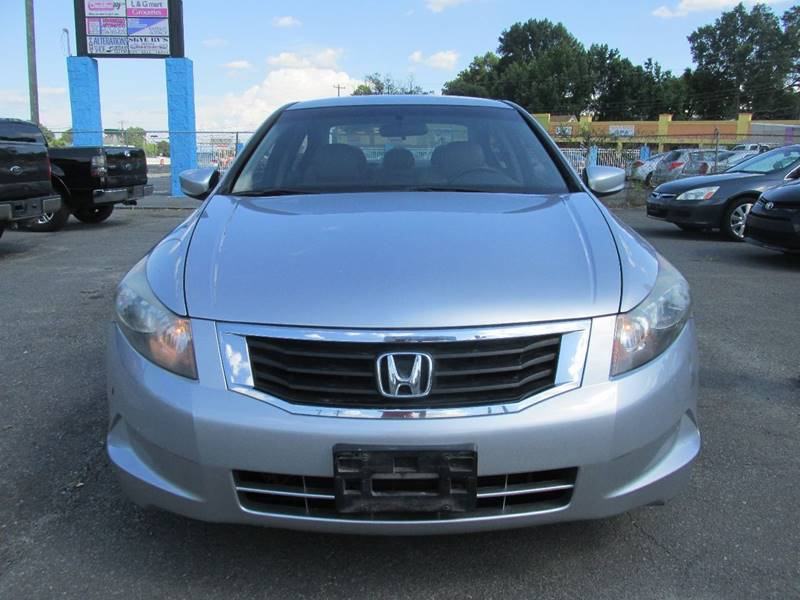 2010 Honda Accord LX-P 4dr Sedan 5A - Charlotte NC