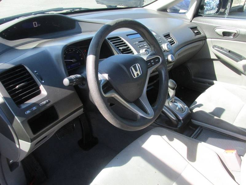 2010 Honda Civic LX 4dr Sedan 5A - Charlotte NC