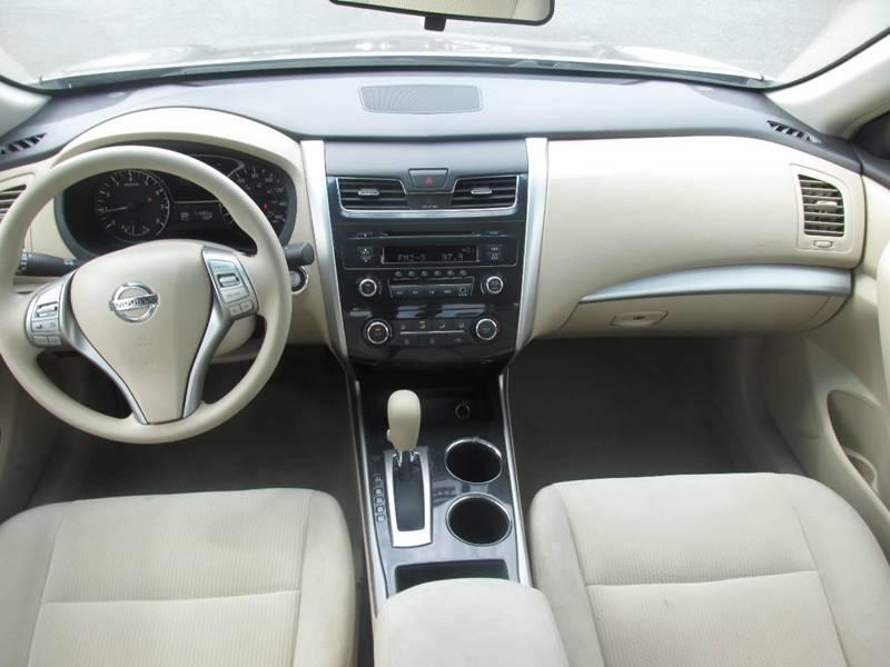 2013 Nissan Altima 2.5 S 4dr Sedan - Charlotte NC