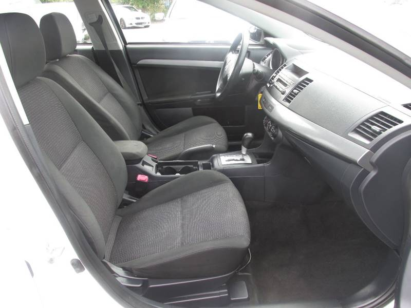 2011 Mitsubishi Lancer ES 4dr Sedan CVT - Charlotte NC