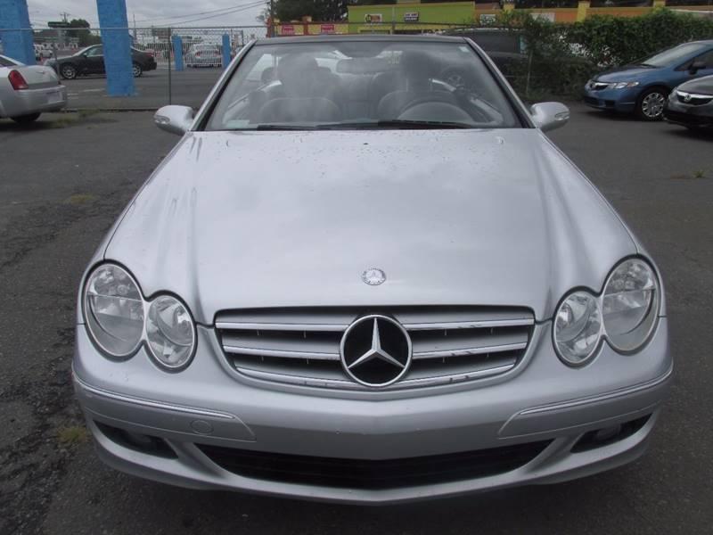 2006 Mercedes-Benz CLK CLK 350 2dr Convertible - Charlotte NC