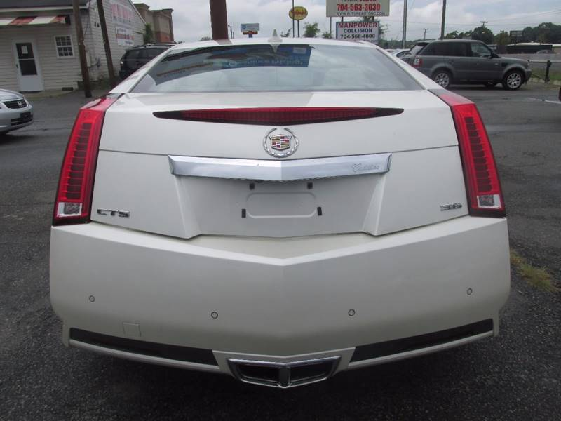 2011 Cadillac CTS 3.6L Premium 2dr Coupe - Charlotte NC