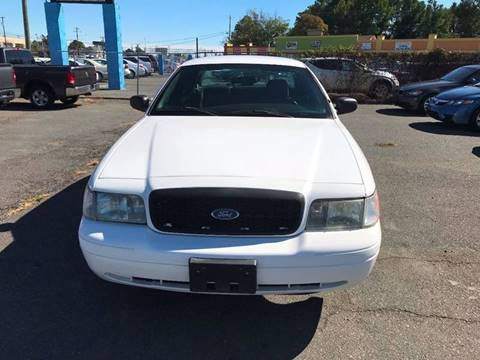 2007 Ford Crown Victoria for sale in Charlotte, NC