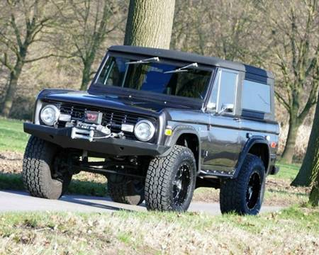 Used Ford Bronco >> 1973 Ford Bronco For Sale In Charlotte Nc