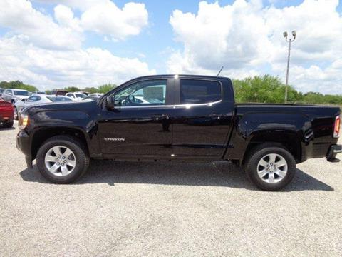 2017 GMC Canyon for sale in Cuero, TX