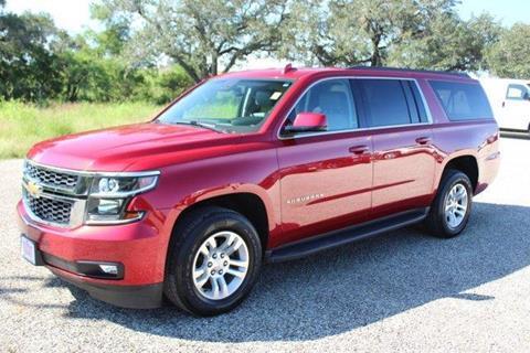 2015 Chevrolet Suburban for sale in Cuero, TX