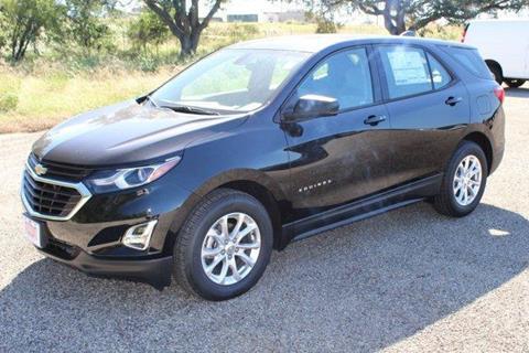 2018 Chevrolet Equinox for sale in Cuero, TX