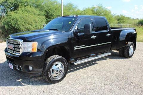 2011 GMC Sierra 3500HD for sale in Cuero, TX