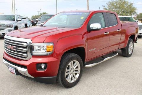 2015 GMC Canyon for sale in Cuero, TX