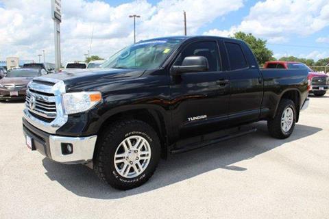 2016 Toyota Tundra for sale in Cuero, TX