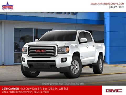 2018 GMC Canyon for sale in Cuero, TX