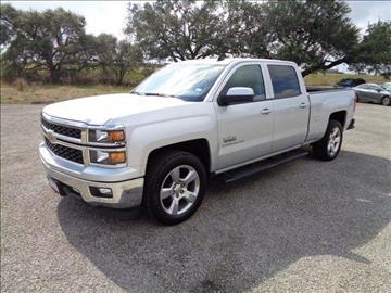 2014 Chevrolet Silverado 1500 for sale in Cuero, TX