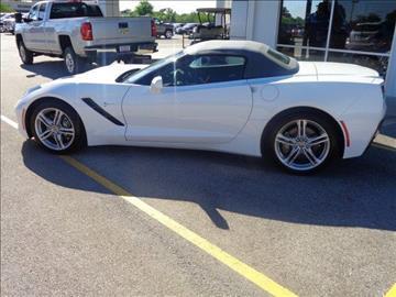 2017 Chevrolet Corvette for sale in Cuero, TX
