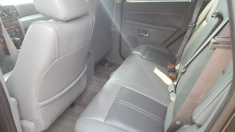 2006 Jeep Grand Cherokee Limited 4dr SUV 4WD w/ Front Side Airbags - Stillwater MN
