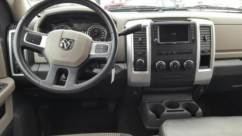 2011 RAM Ram Pickup 1500 4x4 Big Horn 4dr Quad Cab 6.3 ft. SB Pickup - Stillwater MN