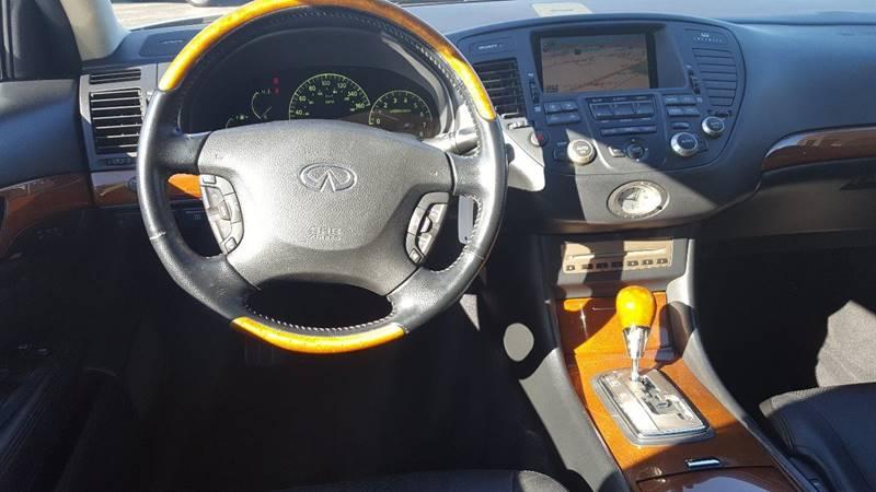 2003 Infiniti Q45 Luxury 4dr Sedan - Stillwater MN