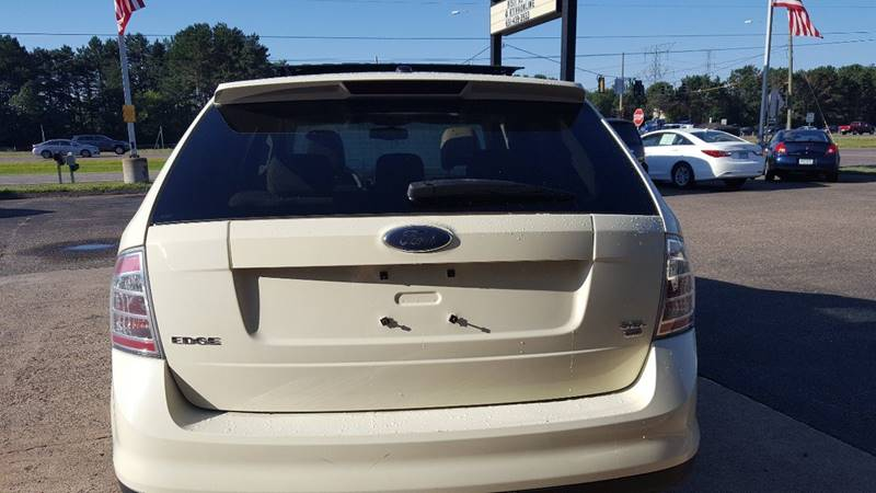 2007 Ford Edge AWD SEL Plus 4dr Crossover - Stillwater MN