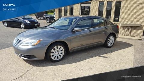 2013 Chrysler 200 for sale in Stillwater, MN