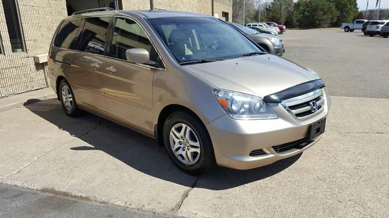2007 Honda Odyssey EX-L 4dr Mini-Van w/Navi and DVD - Stillwater MN
