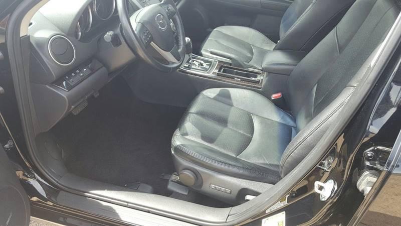 2012 Mazda MAZDA6 i Grand Touring 4dr Sedan - Stillwater MN