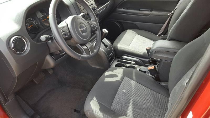 2014 Jeep Patriot 4x4 Latitude 4dr SUV - Stillwater MN