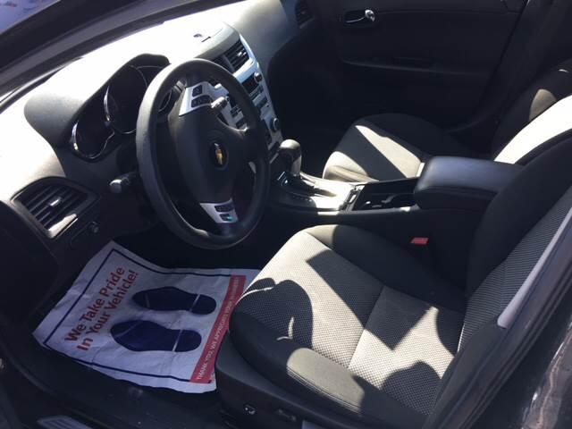 2012 Chevrolet Malibu LT 4dr Sedan w/1LT - Merced CA