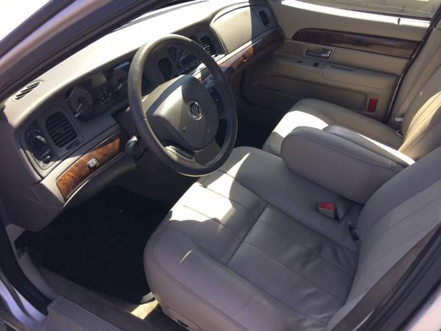 2010 Mercury Grand Marquis LS 4dr Sedan - Merced CA