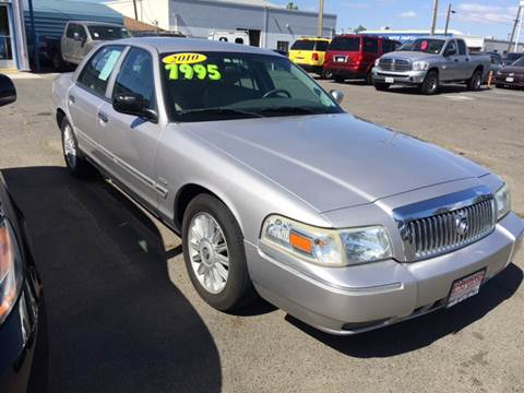 2010 Mercury Grand Marquis for sale in Merced, CA