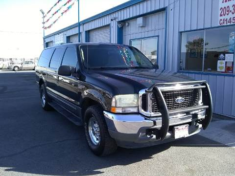2002 Ford Excursion for sale in Merced, CA