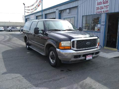 2000 Ford Excursion for sale in Merced, CA