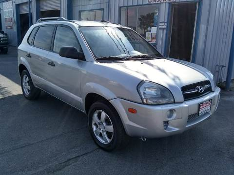 2008 Hyundai Tucson for sale in Merced, CA