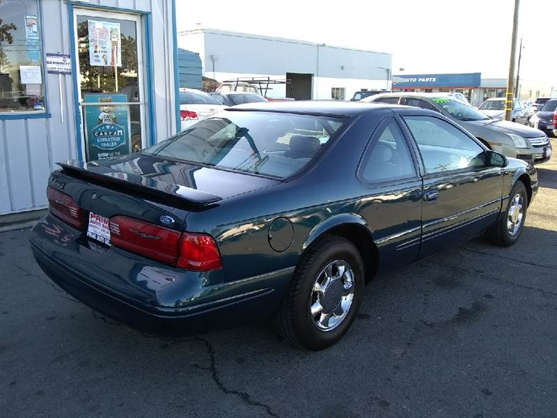1997 Ford Thunderbird LX 2dr Coupe In Merced CA