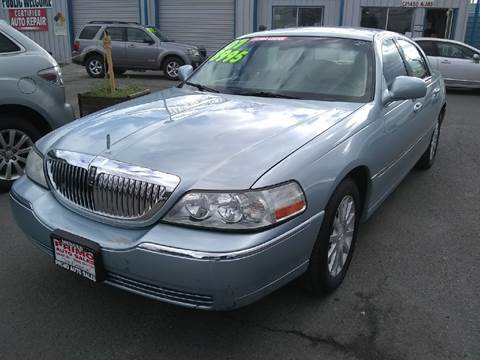 2007 Lincoln Town Car For Sale In Ontario Ca Carsforsale Com
