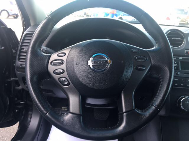 2012 Nissan Altima 2.5 S 4dr Sedan - Merced CA