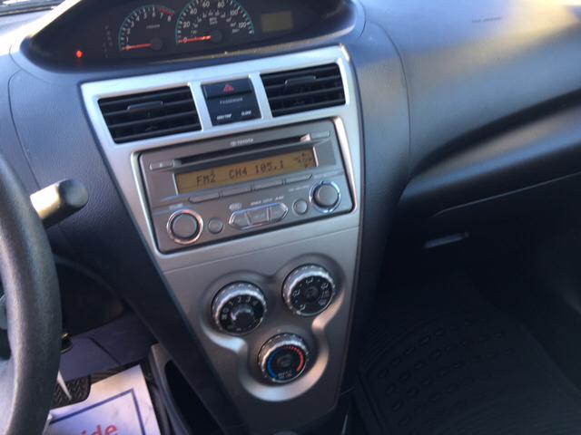 2012 Toyota Yaris Fleet 4dr Sedan 4A - Merced CA