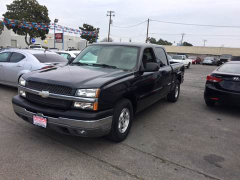 2004 Chevrolet Silverado 1500 for sale at Primo Auto Sales in Merced CA