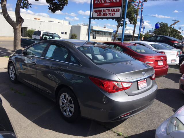 2011 Hyundai Sonata GLS 4dr Sedan - Merced CA