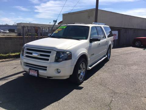 2007 Ford Expedition EL for sale at Primo Auto Sales in Merced CA